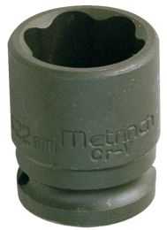 "3/8"" Impact sockets - Metric and Inch"